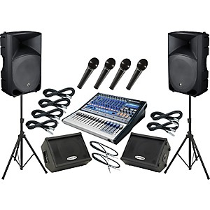 Presonus-Studiolive-16-0-2---Mackie-Thump-TH-15A-Mains-and-Monitors-Package-Standard