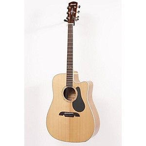 Alvarez-Artist-Series-AD90CE-Dreadnought-Acoustic-Electric-Guitar-Natural-886830896507
