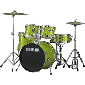 Yamaha-Gigmaker-5-Piece-Shell-Pack-w-20--Bass-Drum-White-Grape-Glitter