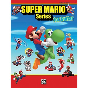 Alfred-Super-Mario-Series-for-Guitar-Book-Standard