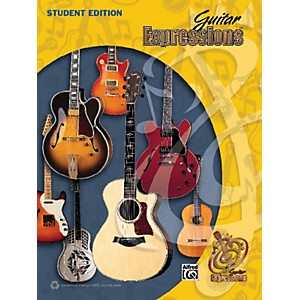 Alfred-Guitar-Expressions-Student-Edition--Revised--Book-Standard