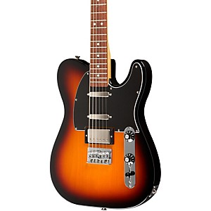 Fender-Blacktop-Baritone-Telecaster-Electric-Guitar-3-Color-Sunburst-Rosewood-Fingerboard