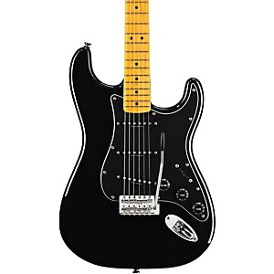 Squier-Vintage-Modified-Stratocaster--70S-Electric-Guitar-Black-Maple-Fretboard