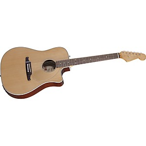 Fender-Sonoran-Acoustic-Electric-Thinline-Guitar-Natural