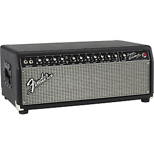 Fender-Super-Bassman-Pro-300W-Tube-Bass-Amp-Head-Black