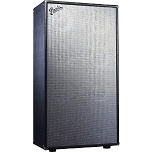 Fender-Bassman-Pro-810-8x10-Neo-Bass-Speaker-Cabinet-Black