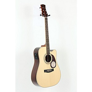 Mitchell-MD200SCE-Acoustic-Electric-Guitar-Natural-888365158105
