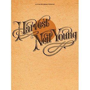 Hal-Leonard-Neil-Young---Harvest-Guitar-Tab-Songbook-Standard