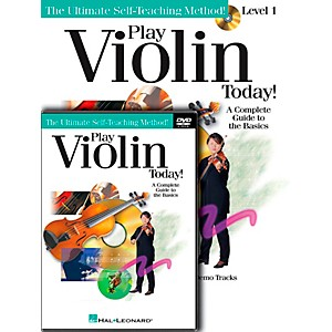 Hal-Leonard-Play-Violin-Today--Beginner-s-Pack---Includes-Book-CD-DVD-Standard