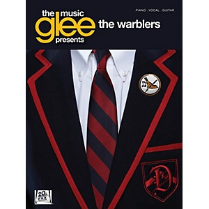 Hal-Leonard-Glee--The-Music--The-Warblers-PVG-Songbook-Standard
