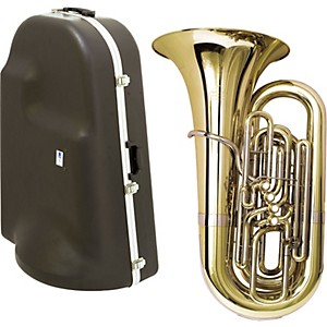 Miraphone-1291-Series-5-Valve-BBb-Tuba-with-Hard-Case-Standard