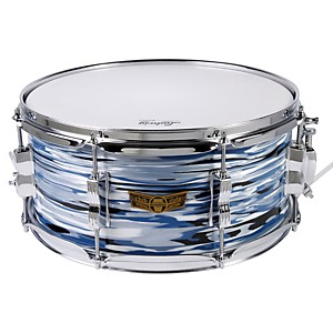 Ludwig-Club-Date-Snare-Drum-Blue-Oyster-Pearl-6-5x14