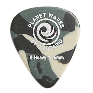 Planet-Waves-Camouflage-Celluloid-Guitar-Picks-Extra-Heavy-10-Pack