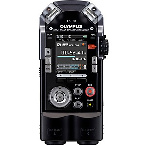 Olympus-LS-100-Linear-PCM-Recorder-Standard