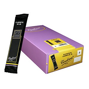 Vandoren-Bb-Clarinet-56-Rue-Lepic-Reed-Box-of-50-2-5-Box-of-50