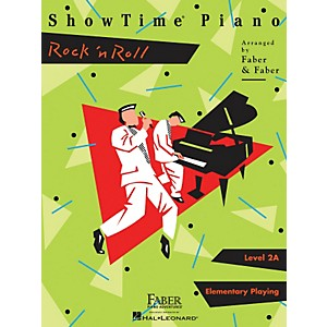 Faber-Music-Showtime-Piano-Rock--N--Roll-Faber-Piano-Adventures-Series-Standard
