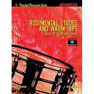 Hal-Leonard-The-Principal-Percussion-Series-Adv-Level---Rudimental-Etudes-and-Warm-Ups-Covering-All-40-Rudiments-Standard