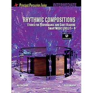 Hal-Leonard-The-Principal-Percussion-Series-Inter-Level---Rhythmic-Comp---Etudes-for-Perf-and-Sight-Reading-Standard