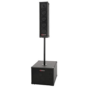 Harbinger-Compact-Portable-PA-System-Black
