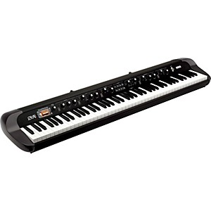 Korg-SV188BK-88-key-Stage-Vintage-Piano-Black