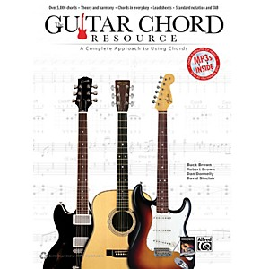 Alfred-Guitar-Chord-Resource---A-Complete-Approach-to-Using-Chords-Book---CD-Standard