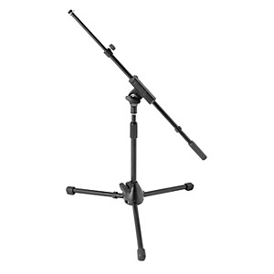 On-Stage-Stands-Professional-Heavy-Duty-Kick-Drum-Microphone-Stand-Standard
