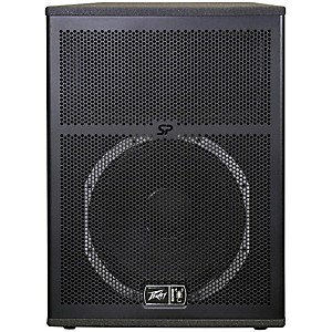 Peavey-SP-5BX-2-Way-Passive-PA-Speaker-Cabinet-Black