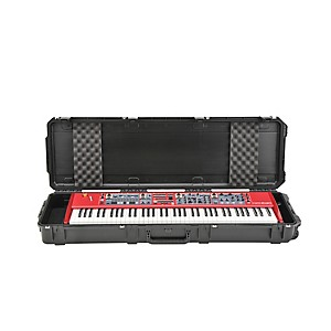 SKB-Waterproof-Injection-Molded-76-Note-Keyboard-Case-48--x-13-1-2--x-4-1-2-