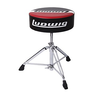 Ludwig-Atlas-Pro-Round-Throne-Standard