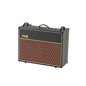 Vox-Custom-AC15C2-15W-2x12-Tube-Guitar-Combo-Amp-Black