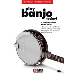 ProLine-Proline---Play-Banjo-Today-DVD-Standard