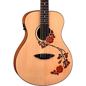 Luna-Guitars-Oracle-Folk-Series-Rose-Acoustic-Electric-Guitar-Natural-Rose-Design