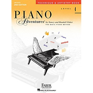 Faber-Music-Technique---Artistry-Level-4-Faber-Piano-Adventures-Second-Edition-Book-Standard