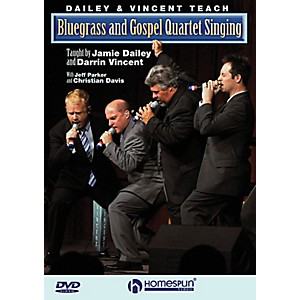 Homespun-Dailey---Vincent-Teach-Bluegrass-And-Gospel-Quartet-Singing-DVD-Standard
