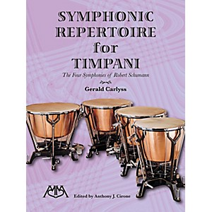 Meredith-Music-Symphonic-Repertoire-For-Timpani-The-Four-Symphonies-Of-Robert-Schumann-Standard