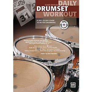 Alfred-Daily-Drumset-Workout-Book---MP3-CD-Standard