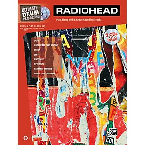 Alfred-Radiohead-Ultimate-Play-Along-Drum-Book---2-CDs-Standard