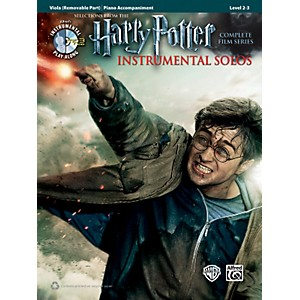 Alfred-Harry-Potter-Instrumental-Solos-for-Strings---Viola--Book-CD--Standard