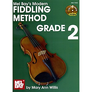 Mel-Bay-Modern-Fiddling-Method-Volume-2-Book-2-CD-Set-Standard