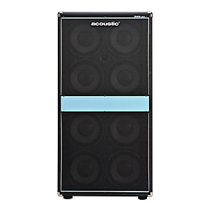 Acoustic-B810mkII-8x10-Bass-Speaker-Cab-Black