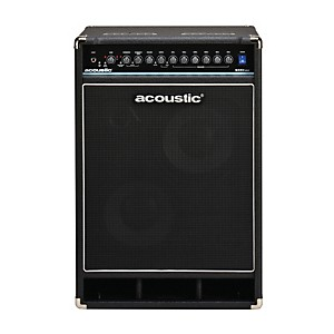 Acoustic-B450mkII-450W-Bass-Combo-Amp-Black