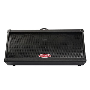 Kustom-PA-KPM210-100W-Dual-10--2-Way-Powered-Monitor-Standard