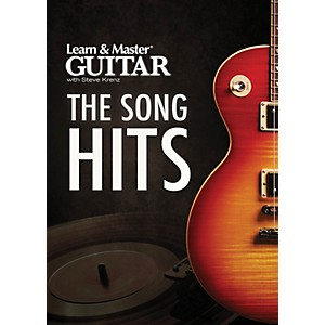 Hal-Leonard-Learn---Master-Guitar--The-Song-Hits--Book-10-DVD--Standard