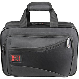 Kaces-Structure-Series-Polyfoam-Oboe-Case-Black
