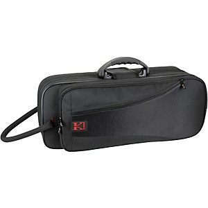 Kaces-Structure-Series-Polyfoam-Trumpet-Case-Black
