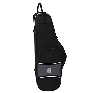 Kaces-Structure-Series-Polyfoam-Tenor-Sax-Case-Black