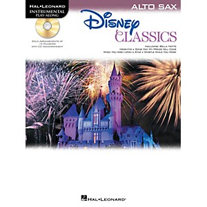 Hal-Leonard-Disney-Classics-Instrumental-Play-Along--Book-CD--Alto-Sax