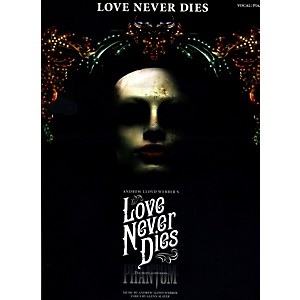Hal-Leonard-Love-Never-Dies---Vocal-Selections-Standard