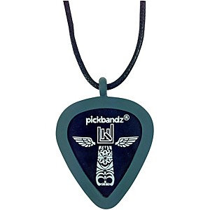 Pickbandz-Pick-Holding-Pendant-Necklace-Timberwolf-Gray