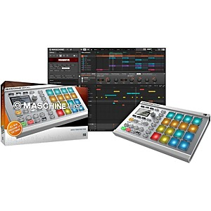 Native-Instruments-MASCHINE-MIKRO-MK2-White